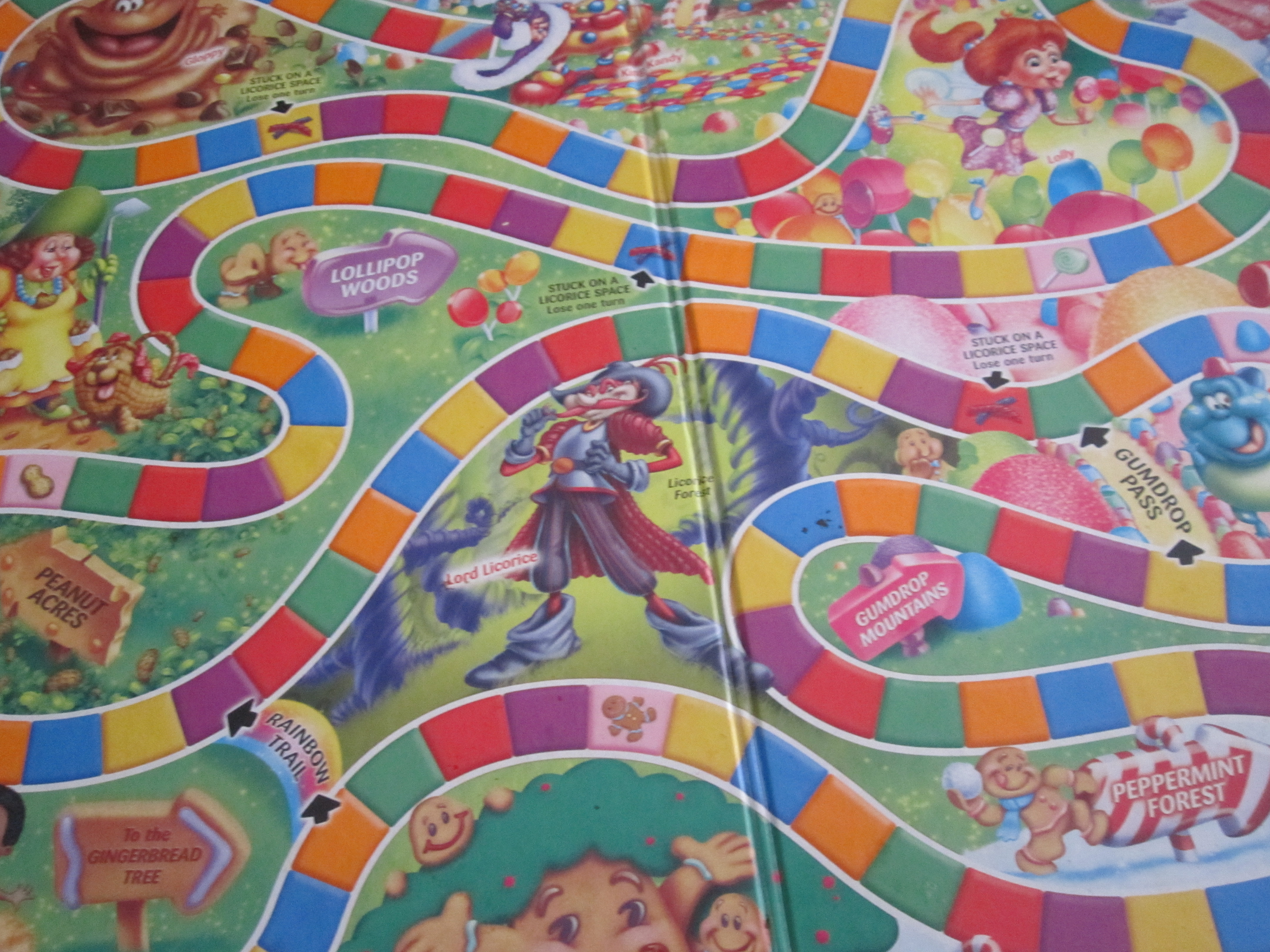 candy land man