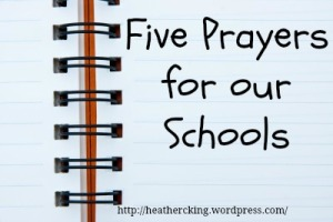 prayersforschools
