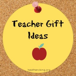 teachergiftideas