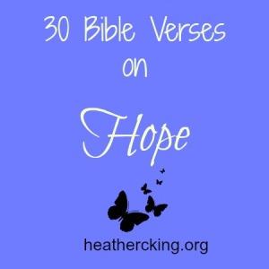 verseshope