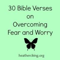 versesfear