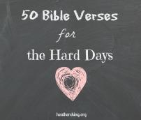 versesforharddays