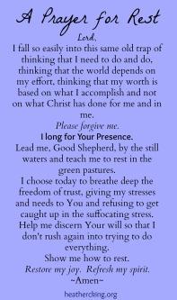 prayerrest