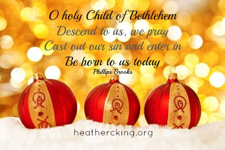 Christmas Devotions: How many ornaments have we broken so far ...