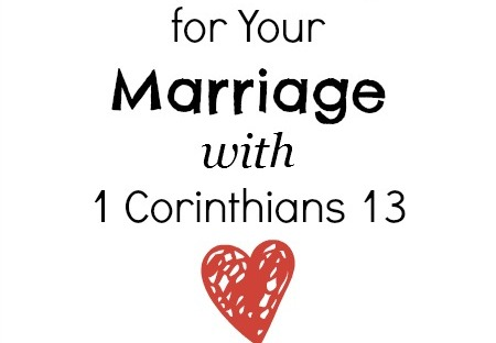 Bible verses for marriage – Heather C. King