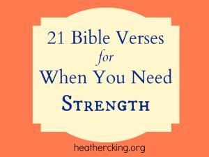 versesstrength
