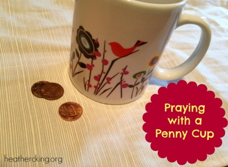 penny cup