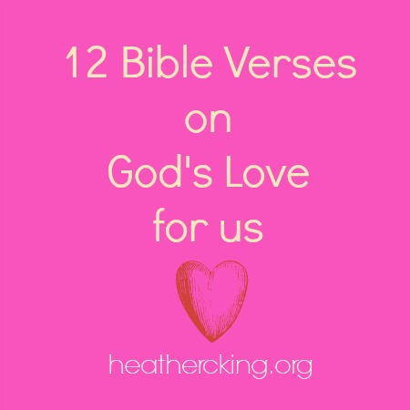 gallery for bible verses about gods love