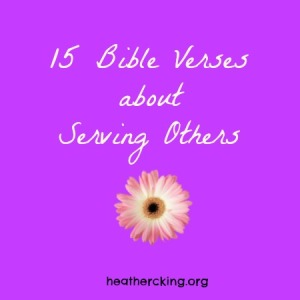 versesserving