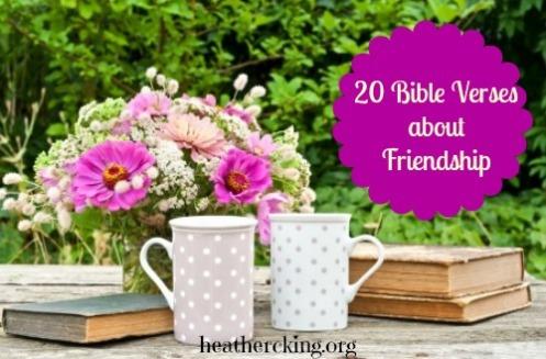 versesfriendship