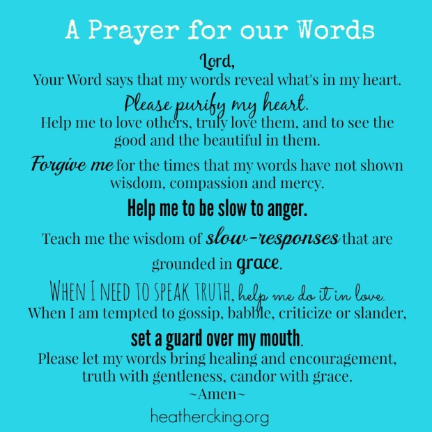 prayerwords