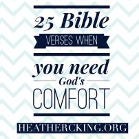 versescomfort