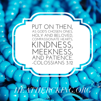 Colossians 3-12
