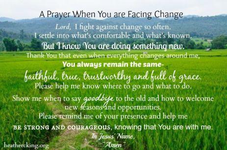 prayerchange