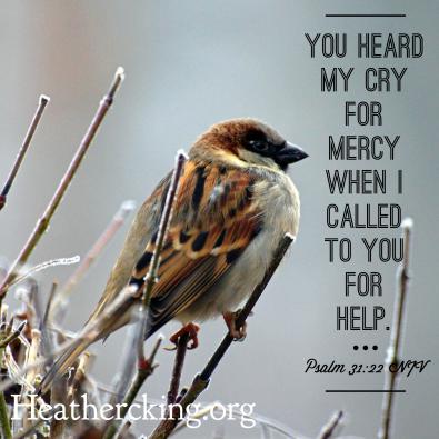 psalm 31-22