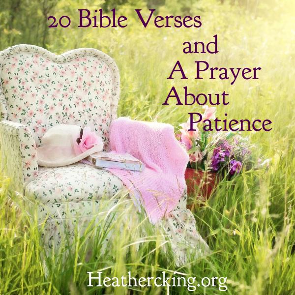 verses-patience