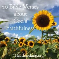 verses-faithfulness