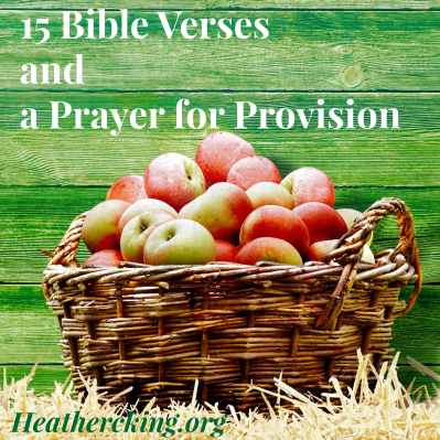 verses-for-provision