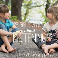 verses-listening