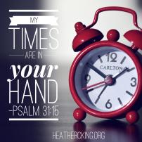 Psalm 31-15