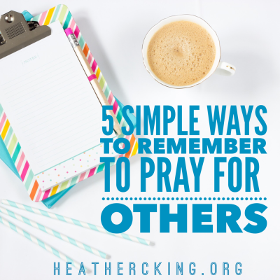 pray-for-others