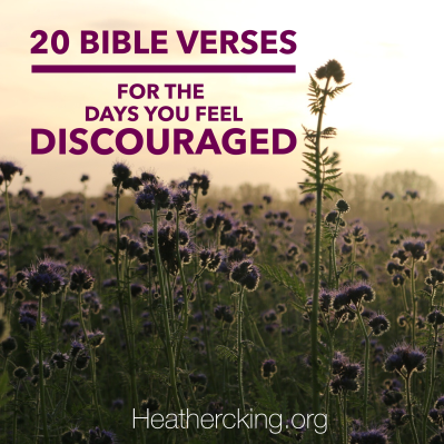 verses-for-the-discouraged