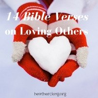 verses on loving others