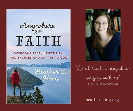 anywhere faith-blog