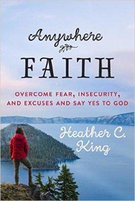 anywhere faith