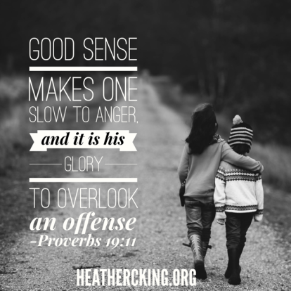 proverbs 19-11