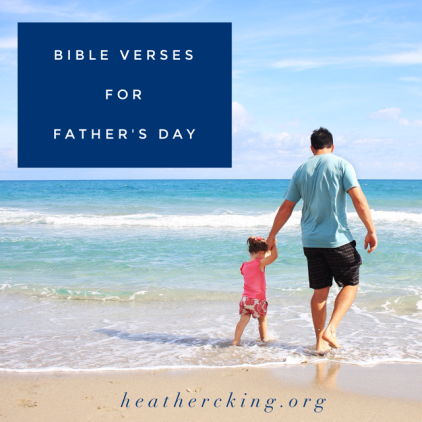 verses for fathers day