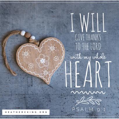 psalm 9-1