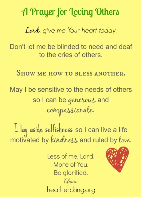 prayerlovingothers