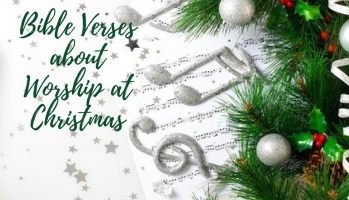 Bible Verses About Worship At Christmas Heather C King Room To Breathe
