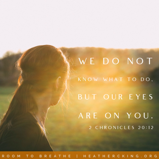 2 chronicles 20